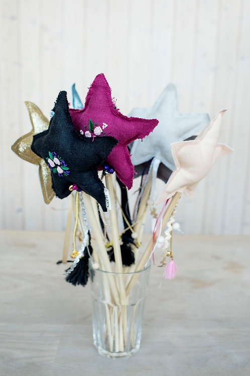 Magic Fairy Wands for Your Little Princess Costume by MINICAMP