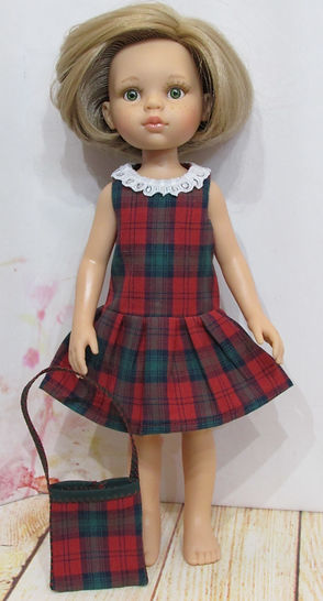 DRESS tartan with lace collar x2 b.jpg
