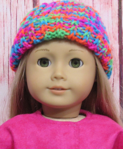 American Girl, Our Generation: Bright Pink Coat and Hat Set
