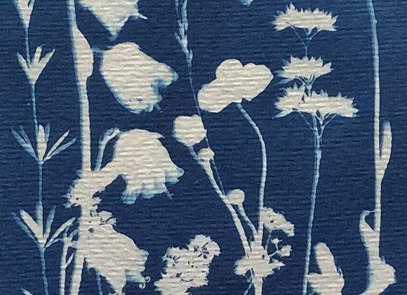Greeting Card - 'Alpine Flora 1'