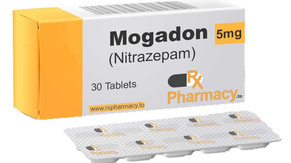 Buy Mogadon (Nitrazepam) Online