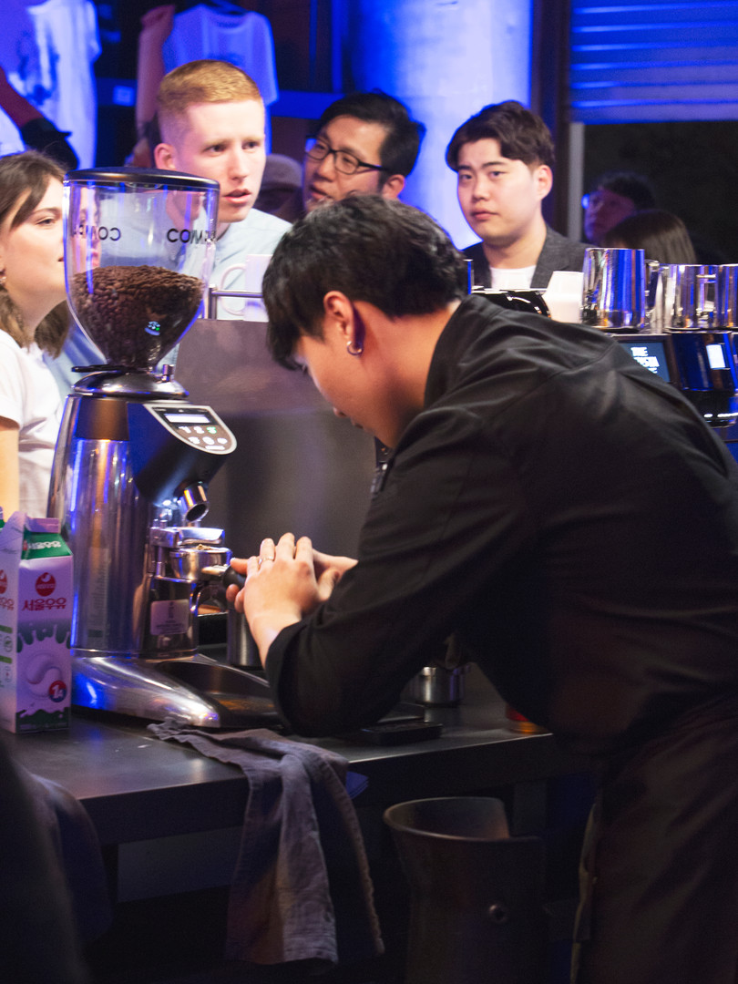 world barista league