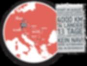 2019_Balkan_South-east-europe_route_DE_1