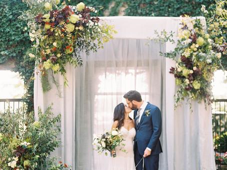 A Laid-Back Late Summer Wedding on a Virginia Farm
