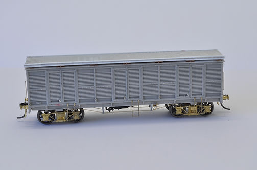 NSWGR Water Gin S Wagon Underframe