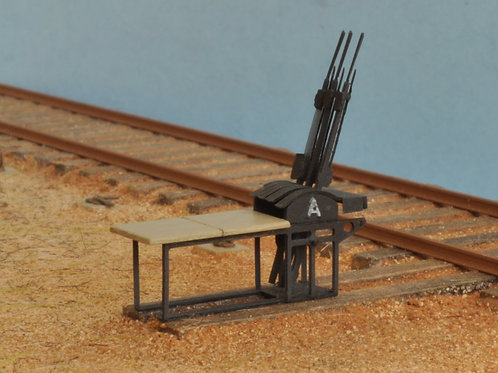 NSWGR HO Scale Three Lever Ground Frame