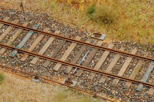 NSWGR HO Scale Signal Pulleys.