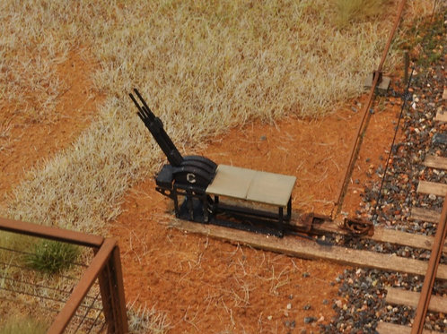 NSWGR HO Scale Two Lever Ground Frame