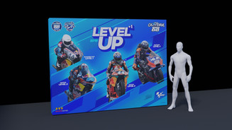 POPUP LEVELUP