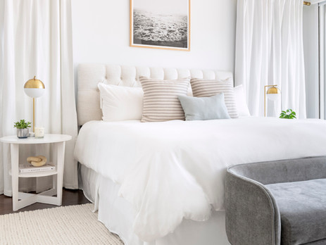 Project Reveal // California Contemporary Part 4 - The Master Suite