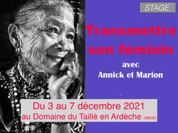 Transmettre du féminin.2020