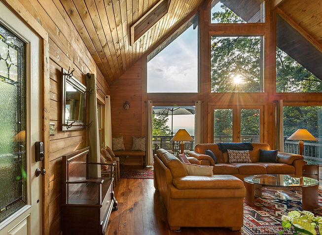 Sunny Streams Cabin in Harpers Ferry, WV