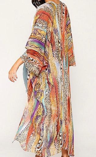Summer Time Fine Kimono