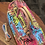 Thumbnail: Graffiti Duffle Weekend Bag