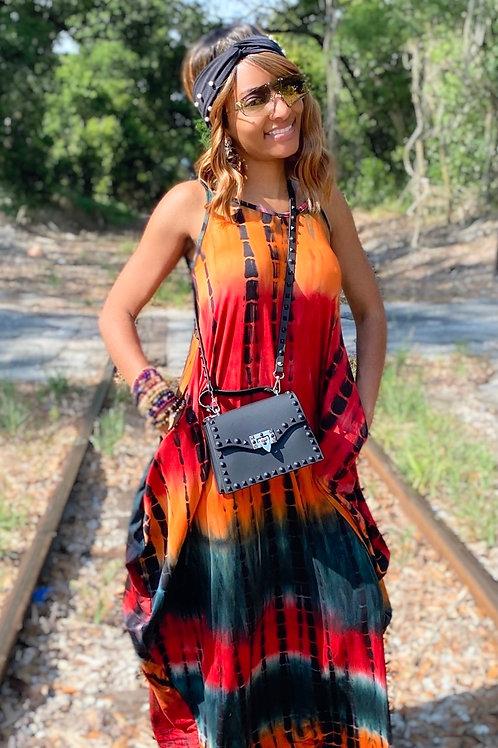 Reggae Maxi Dress