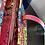 Thumbnail: Multi Graffitti Tote Zip Top Bag