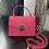 Thumbnail: Studded Top Handle City Crossbody Bag