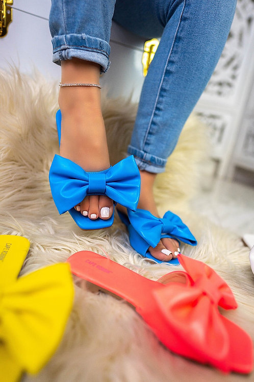 Dolly Bow Sandals