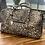 Thumbnail: On the Prowl Leopard Jumbo Weekend Duffle Bag