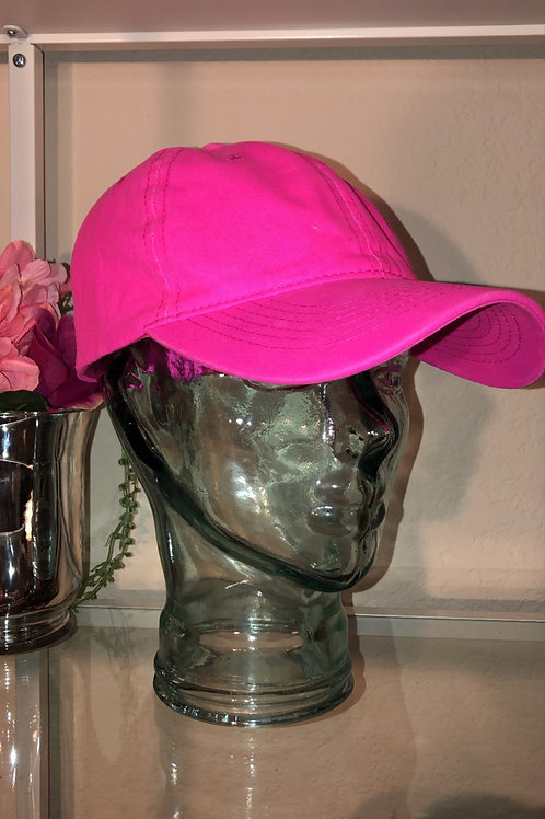 Pink All Day Hat