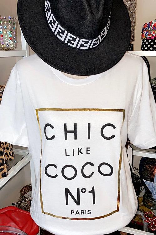 Coco Chic Tee
