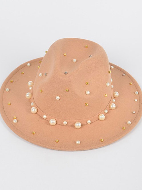 Pearl Sassy Hat