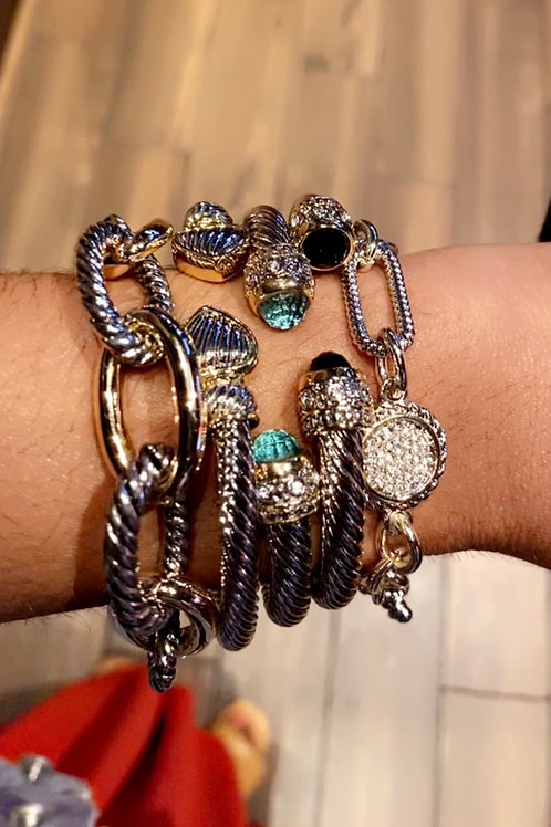 Uptown Chic Deluxe Lux Cuff 5pc Set