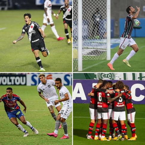 Com o fim da terceira rodada do Brasileirão, Botafogo é o único, do Rio de Janeiro, sem vitória