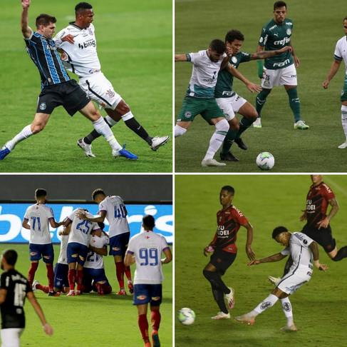 """""""Agora quem dá bola é o Santos!"""""""