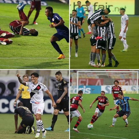 Contrastes no Rio de Janeiro: Vasco assume a liderança e Flamengo, a zona de rebaixamento