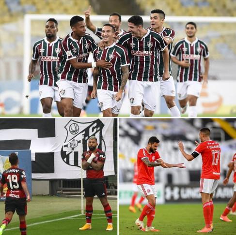 Polêmicas envolvendo o VAR marcam a sexta rodada do Campeonato Brasileiro