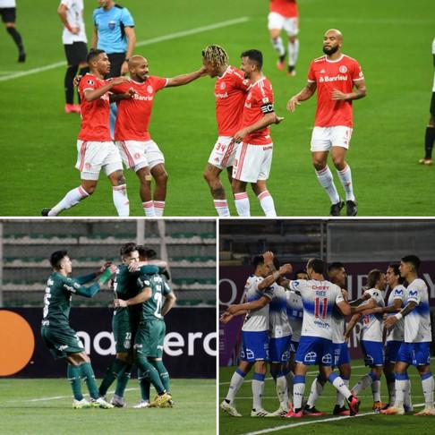 Quarta-feira de Libertadores agita o futebol brasileiro