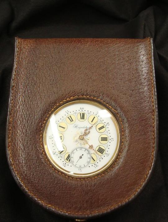 Toe Board Clock