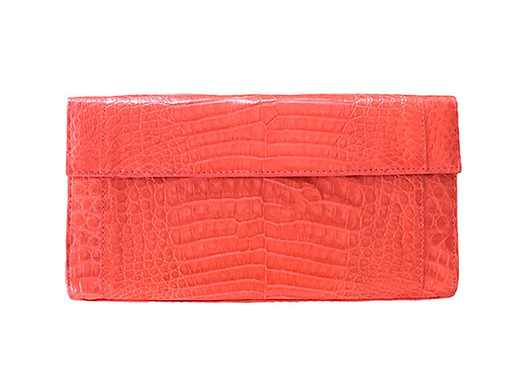 Out & About Clutch Coral