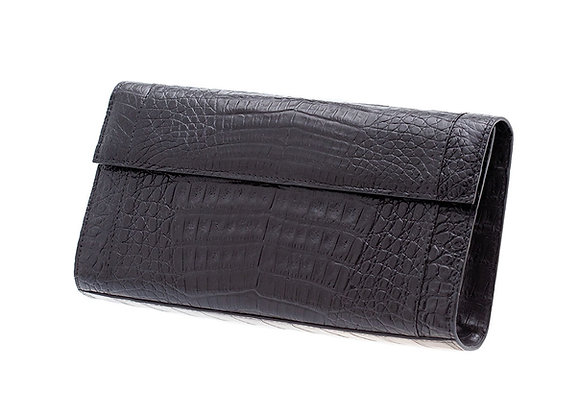 Out & About Clutch Black