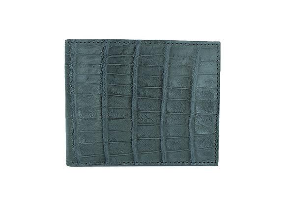 Bifold Wallet Gray