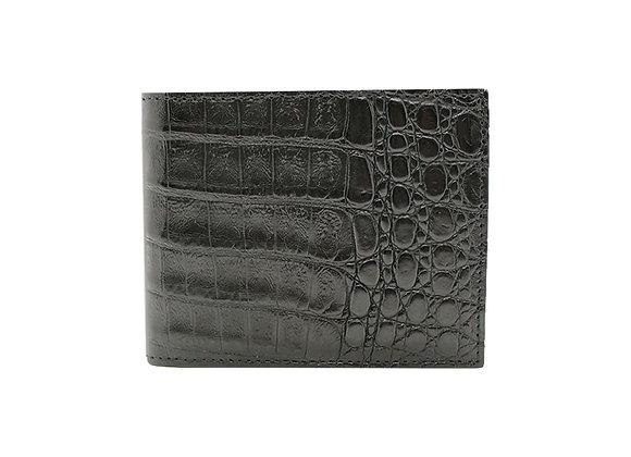 Bifold Belly Wallet Black
