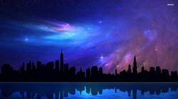 Nebula-Over-The-City