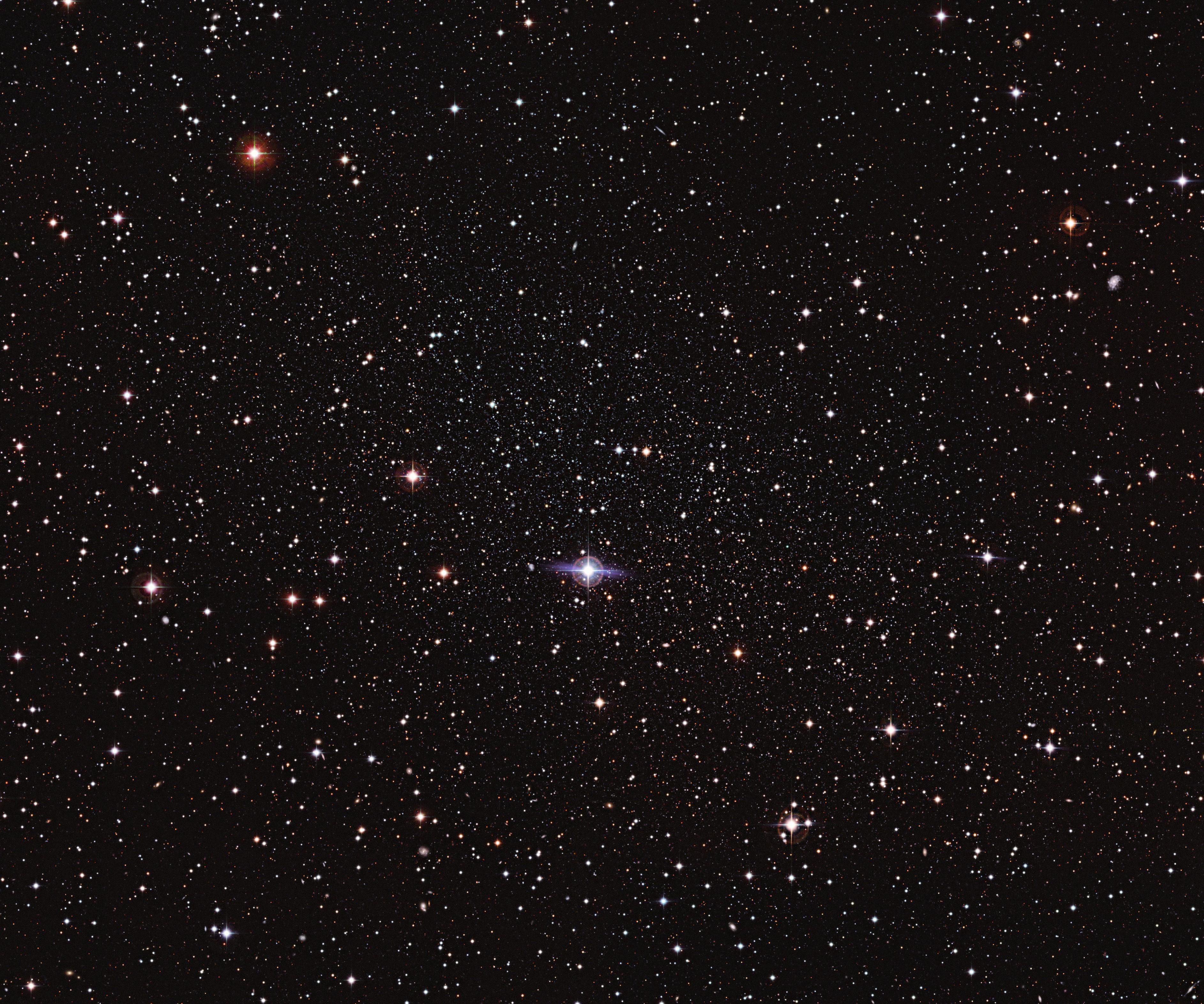 Carina Galaxy