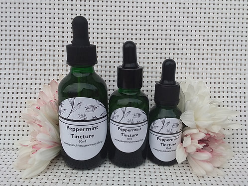 Peppermint Tincture