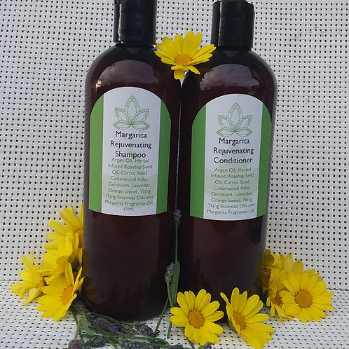 Margarita Rejuvenating Shampoo and Conditioner