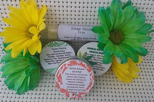 Herbal Infused Sample Pack