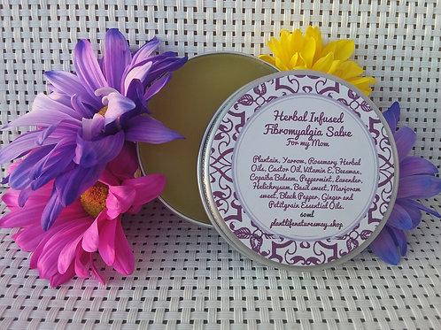 Herbal Infused Fibromyalgia Salve~For My Mom