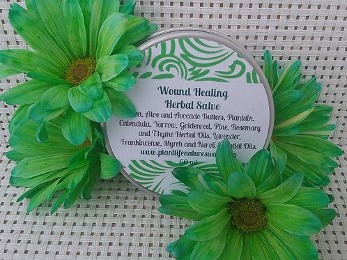 Wound Healing Herbal Salve