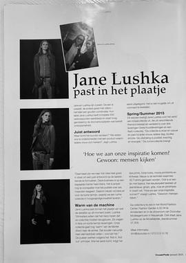Jane Lushka