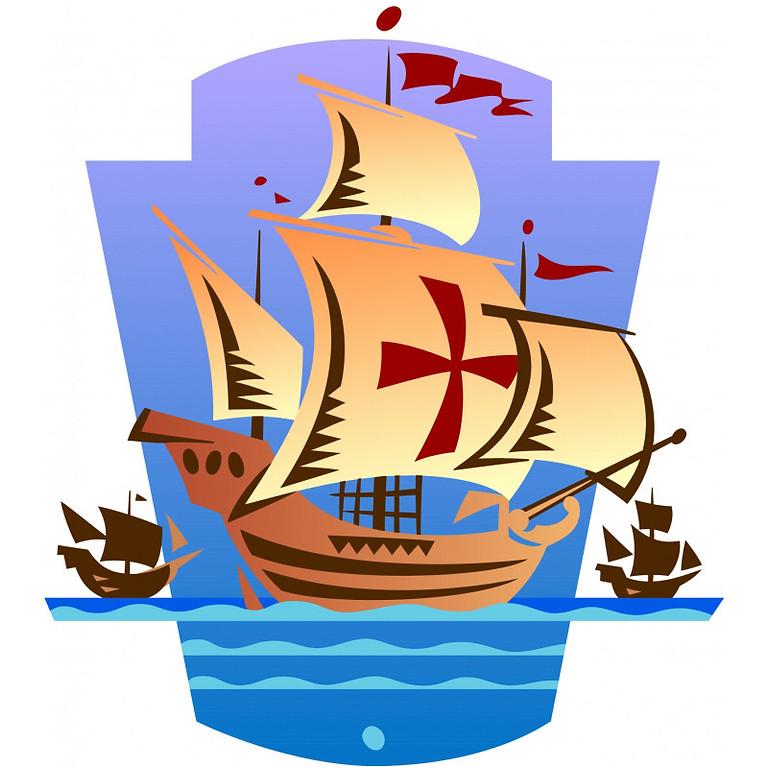 Columbus Day - Día de la Raza