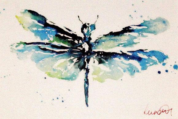 Dainty Dragonfly