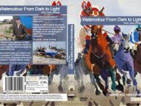 DVD 'Watercolour from Dark to Light' by Jake Winkle
