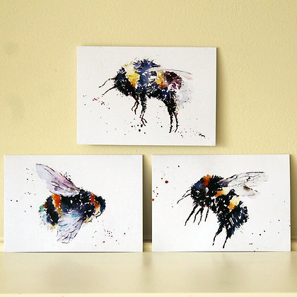 Bee Happy Collection (6 cards)