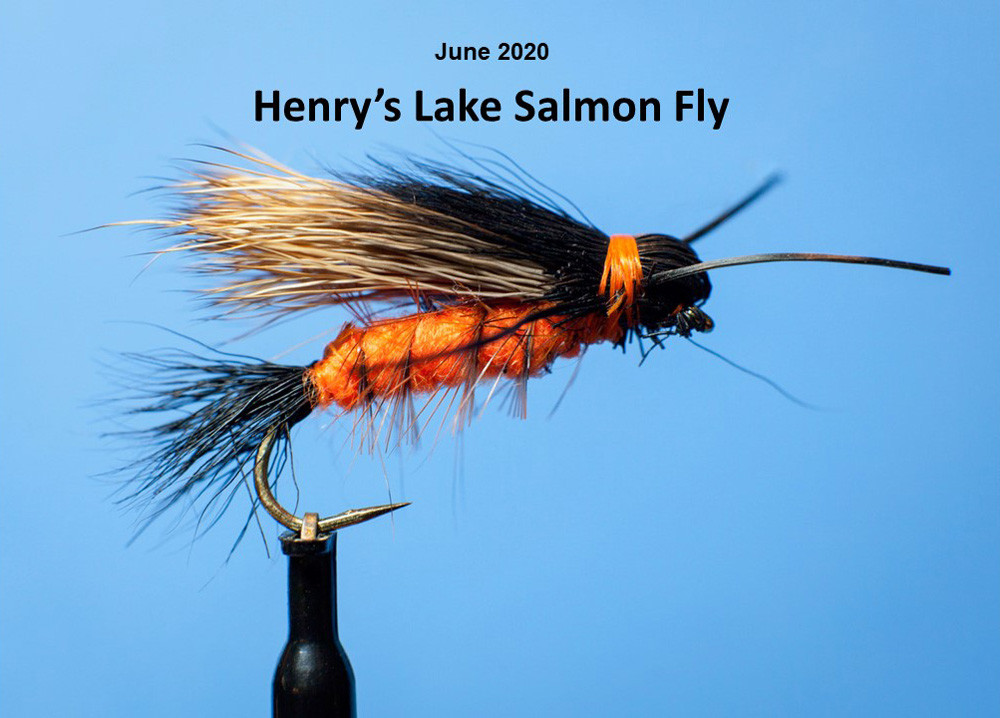 Henry's Lake Salmon Fly